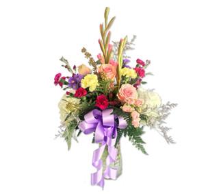Custom Vase Arrangement