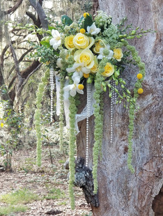 Over The Top Wedding Bouquet #3
