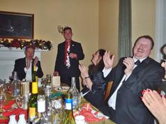 HMS Drake (WARD) Christmas Ball 2016