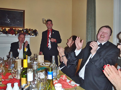 HMS Drake (WARD) Christmas Ball 2016