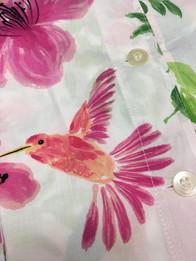 Cat's Pajamas - Hummingbird Floral