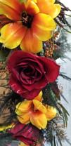 Tulips and Black Magic Roses