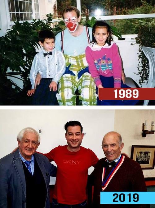 Reunited with Allan Jones & George Blake - My Idols 30 years on