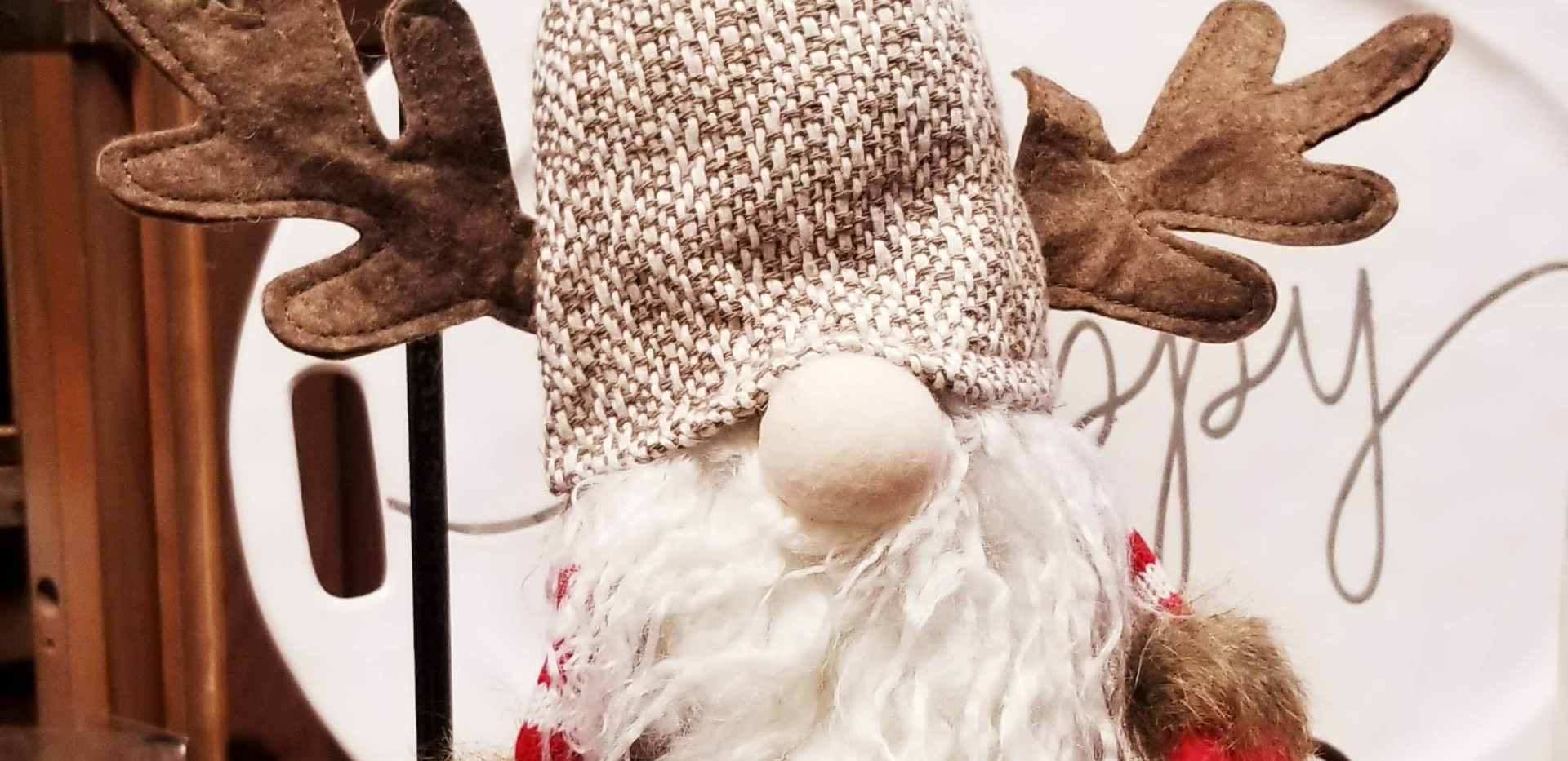 Reindeer Gnome - Medium