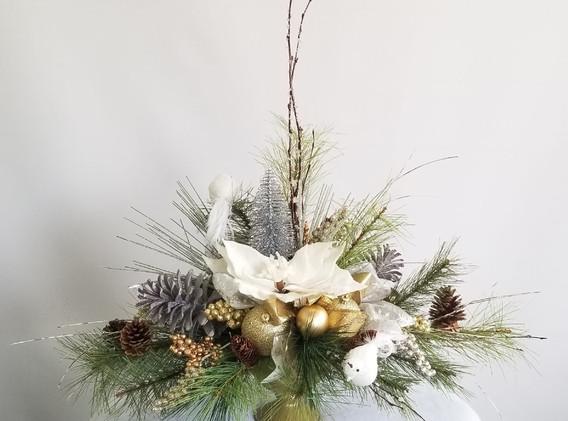 Christmas Silk