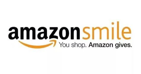 We're on Amazon Smile - help us raise funds when you buy at no extra cost to you!
