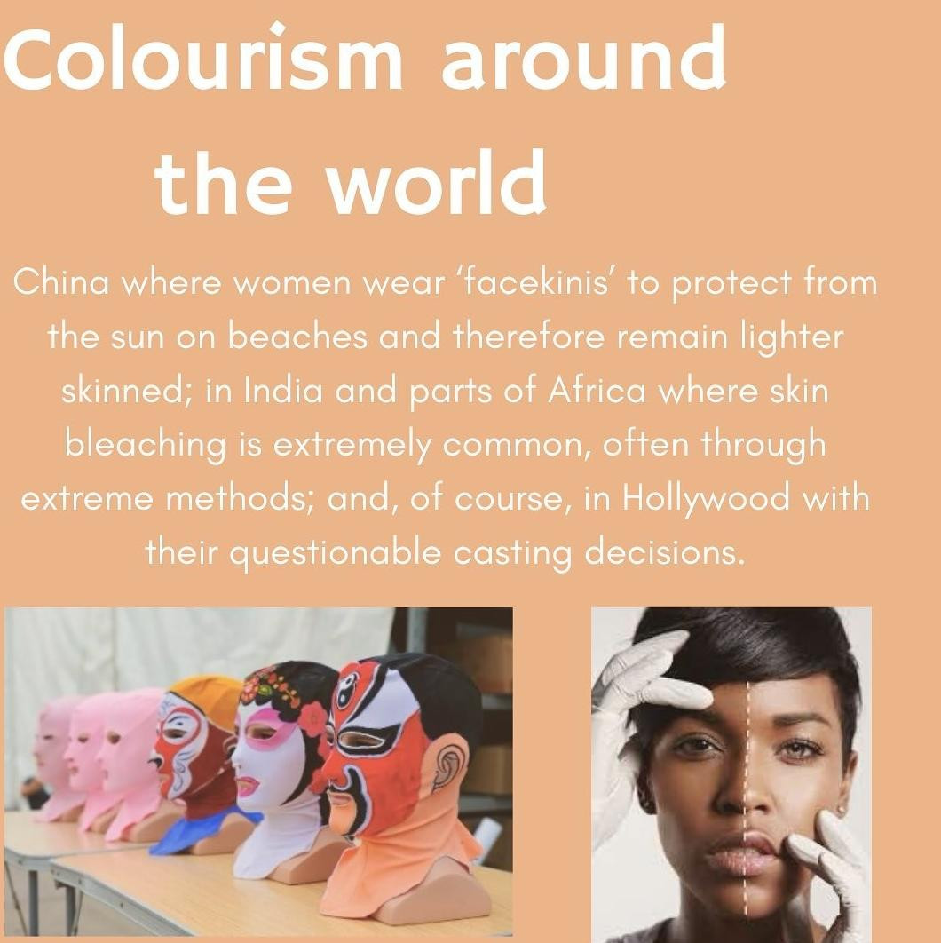 Colourism around the world