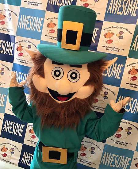 Leprechaun party character - costume characters Leprechaun Ohio