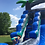 Giant Inflatable Water Slide Rentals Columbus OH Inflatable Slide Rentals Ohio