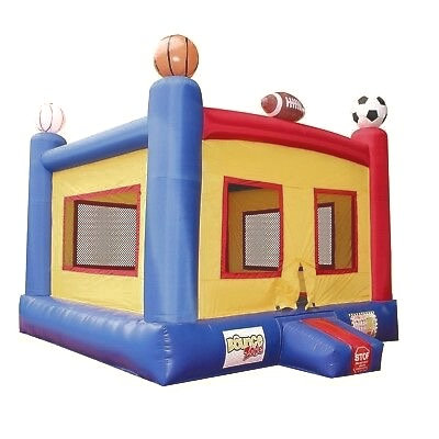 Ohio sports themed bounce house rentals - Columbus Ohio indoor bounce house rentals Ohio