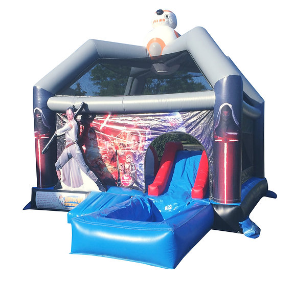 Columbus, Ohio Star Wars Themed Bounce House Rentals, Ohio