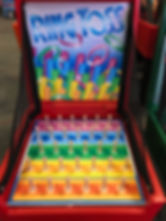 ring toss carnival game  rentals New Albany  Ohio  party rentles