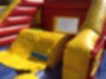 Columbus Ohio Pirate Ship Bounce house for parties