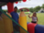 Inflatabel Carnival MIdway Game Rentals Columbus, Oh
