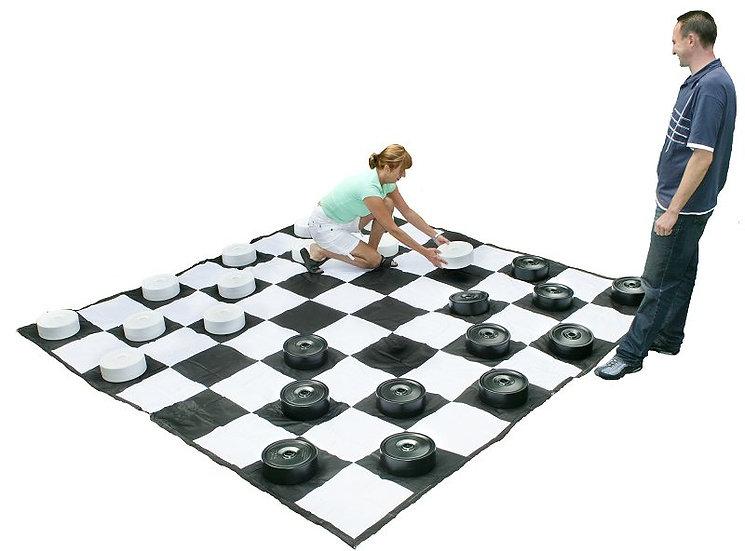 Giant Checker board game rentals, Columbus Ohio - Oversized Game Rentals  Columbus Ohio