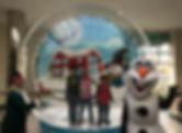 Columbus, Ohio Human Snow Globe Rentals