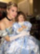 Cinderella for parties Columbus Ohio