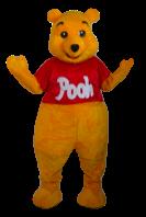 Winnie the poo costume rentals Columbus Ohio