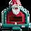 Ohio Holiday themed bounce house rentals, Columbus, Ohio santa claus bounce rentals