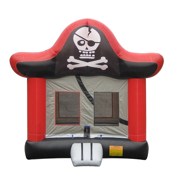 Ohio Pirate themed bounce house rentals - Columbus Ohio pirate parties for rentals Ohio bounce castle rentals