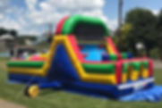 inflatable obstacle course rentals of Columbus Ohio