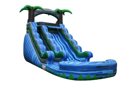 Ohio Tropical slide rentals, Events Rentals Ohio, Bexley ohio inflatable rentals