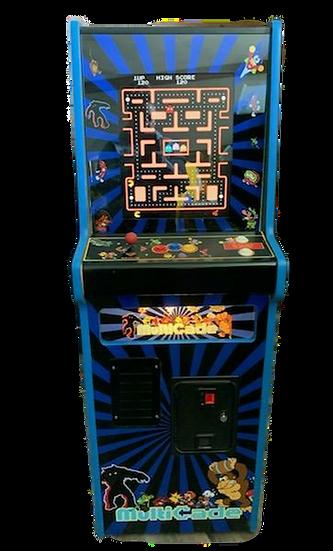 retro game rentals Colubmus Ohio arcade game rentals Cleveland Ohio