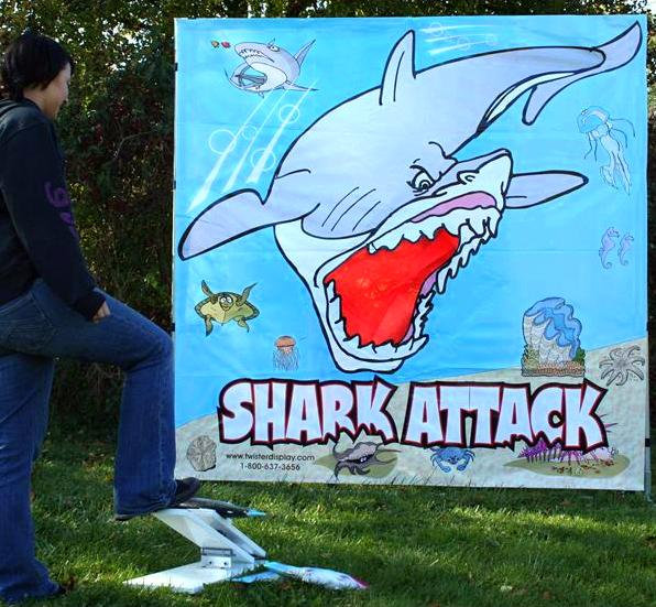 Shark carnival game rentals Columbus, Ohio - Party Rentals - Kids carnival game rentals Ohio