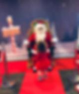 Santa Claus Scene Rentals Ohio
