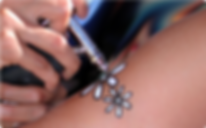 airbrushing - face painting