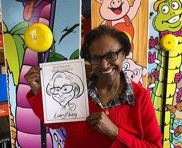 Columbus, Ohio Caricature Artists for hire- Ohio Cariacture artist for events and parties OHIO