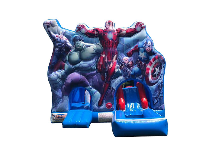 Superhero bounce house Rentals, Columbus Ohio