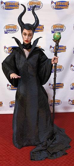 Columbus Maleficent  Party Character Rentals, Columbus Ohio