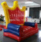 Giant Inflatable Chair Rentals Columbus OH.