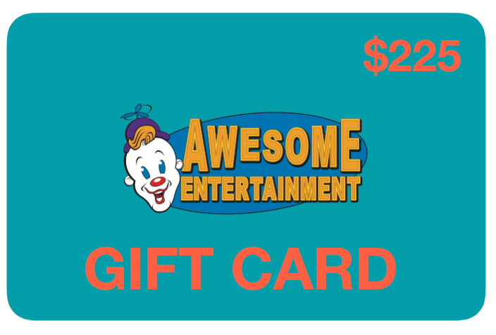 $225 Gift Card for $200