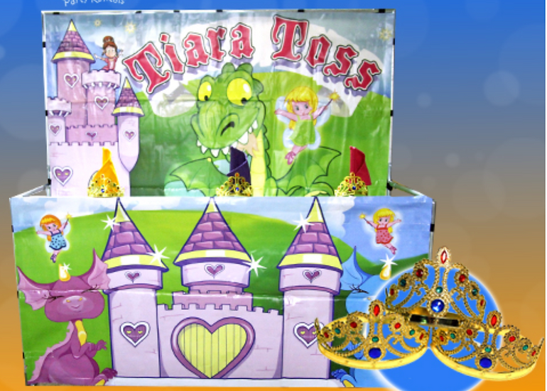 Princess Carnival Game Rentals, Ohio Party Game Rentals Columbus, Ohio