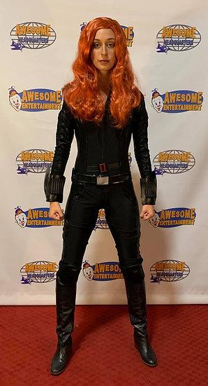 Columbus, Ohio Avengers Impersonators, Columbus Ohio  Black Widow Character for hire Ohio