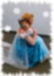 Queen Elsa Princess Parties Columbus Oh