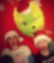 Holiday acts Columbus Ohio - Grinch Columbus
