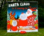 Santa Claus Game Rentals Columbus Ohio