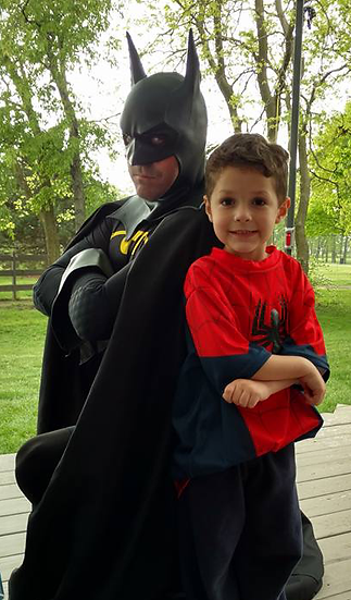 Columbus, Ohio Batman for hire, Ohio party characters - Awesome Family Entertainment