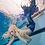 Columbus, Ohio Mermaid that swims - Corporate entertainment - trade show entertainment