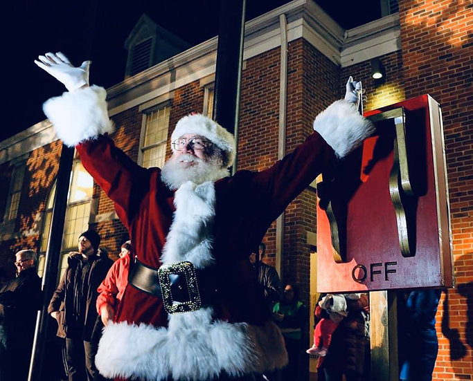 Columbus Ohio Santa Claus for hire