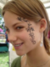 henna tattoo's for parties