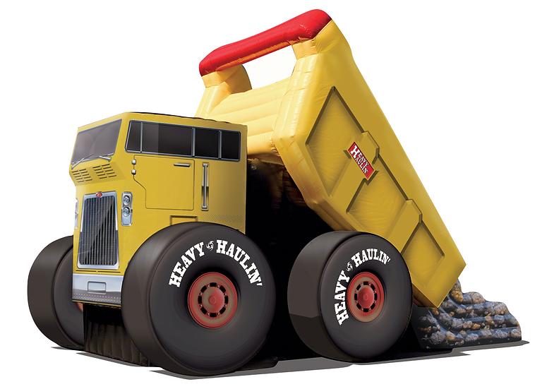 Columbus, Ohio Inflatable Dump Truck Rentals