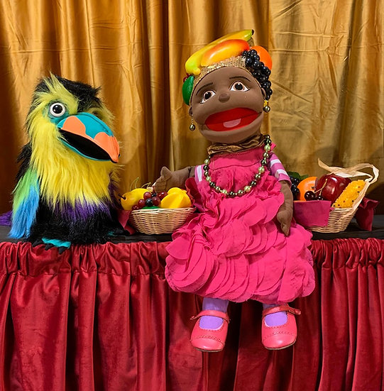 Columbus, Ohio puppet show rentals, traveling puppet theater, puppeteers for parties, puppet magic, Columbus Ohio