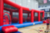 Inflatable Wipeout Rental Columbus Ohio