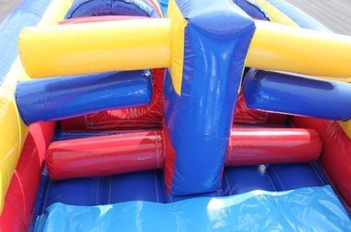Carnival amusement ride rentals Columbus Ohio high school age teens obstacle course rentals