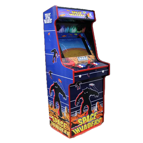 space invader arcade rentals Colubmus Ohio classic arcade retro arcade game rentals Cincinnati Ohio