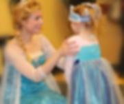 Princess Theme Parties Ohio